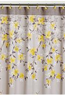 Saturday Knight Spring Garden Shower Curtain