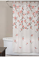 Coral Garden Shower Curtain 70-in. x 72-in.