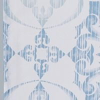 Shower Curtains: Blue Saturday Knight ZAMORA SHOWER CURTAIN HOOKS