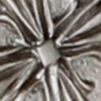 Shower Curtains: Silver Saturday Knight ZAMORA SHOWER CURTAIN HOOKS