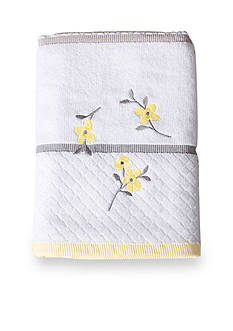 Saturday Knight Spring Garden Bath Towel Collection