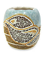 Shells Ashore Toothbrush Holder 4.0-in. x 4.2-in.