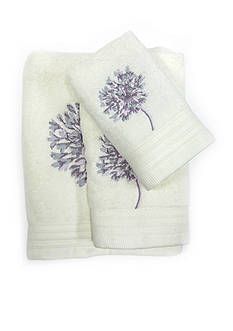 Croscill Dandelion Bath Towel Collection