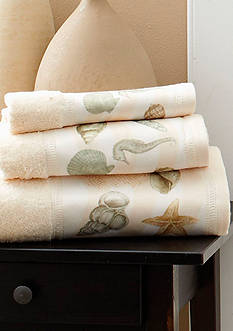 Croscill Ocean Grove Bath Towel Collection