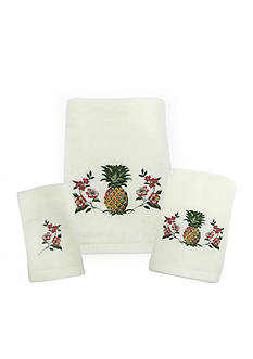 Croscill Pina Colada Bath Towel Collection