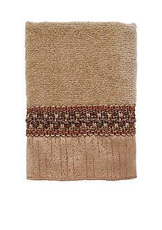Avanti Braided Cuff Rattan Washcloth