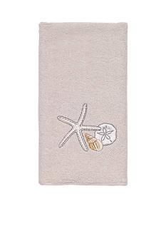 Avanti Sea Glass Fingertip Towel