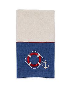 Avanti Life Preservers II Ivory Fingertip Towel