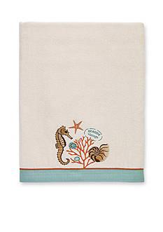 Avanti Seaside Vintage Bath Towel