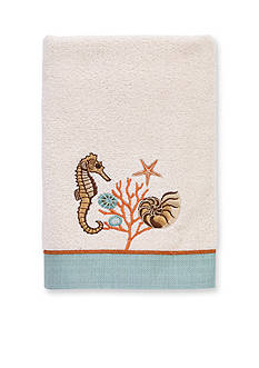 Avanti Seaside Vintage Hand Towel