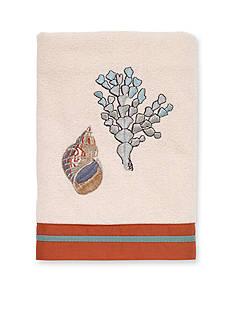 Avanti Seabreeze Ivory Hand Towel