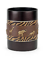 Animal Parade Wastebasket 8-in. x 8-in. x 10-in.