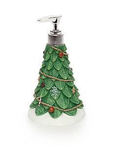 Avanti Decorated Tree Lotion Dispenser