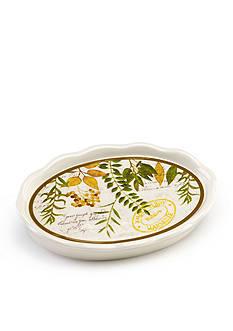 Avanti Foliage Garden Soap Dish