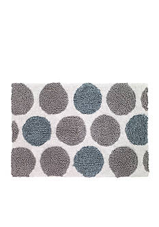 Avanti Dotted Circle Bath Rug