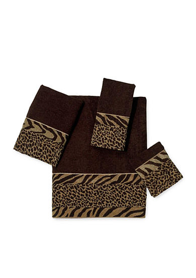 Avanti Cheshire Java Towel Collection
