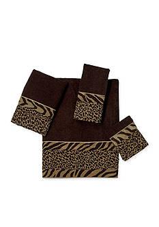 Avanti Cheshire Java Towel Collection