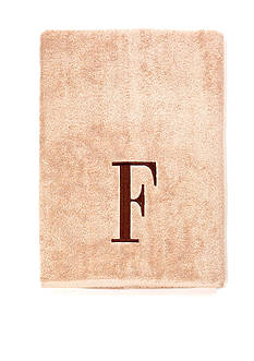 Avanti MONOGRAM TOWELS F