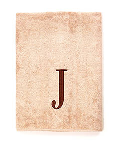 Avanti MONOGRAM TOWELS J