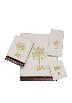 Avanti Oasis Palm Towel Collection