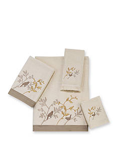 Avanti Salla Ivory Towel Collection