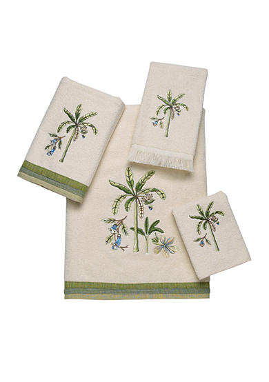 Avanti Catesby Palm Towel Collection - Online Only