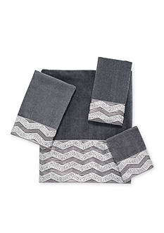 Avanti Chevron Galaxy Towel Collection