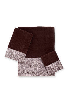 Avanti Damask Bath Towel Collection