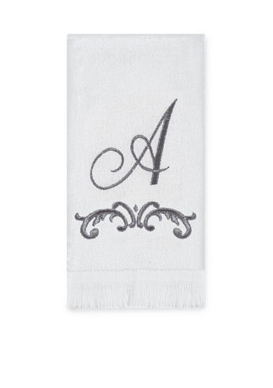 Avanti Monogram Tip Towels