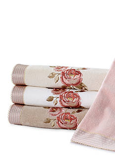 Avanti Rose Chic Towel Collection