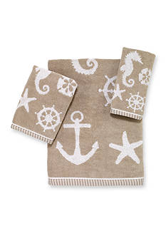 Avanti Sea and Sand Bath Towel Collection