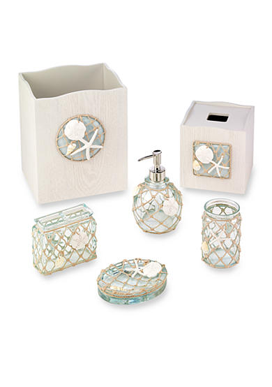 avanti sea glass bath accessories belk