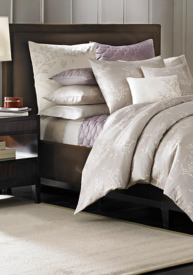Barbara Barry Night Blossom Bedding Collection
