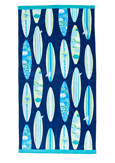 Home Accents® Master Surf Beach Towel