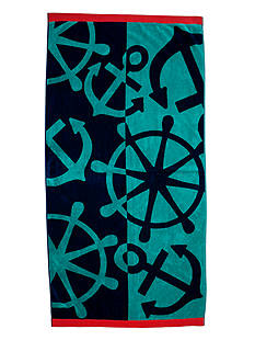 Home Accents® Neo Mariner Beach Towel