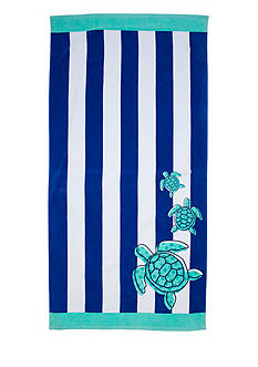 Home Accents® Turtle Beach Towel
