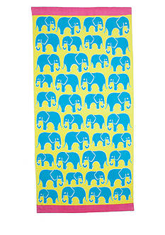 Home Accents® Trunk Appeal Beach Towel