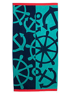 Home Accents Neo Mariner Beach Towel