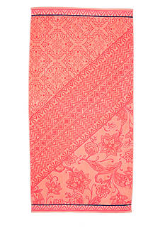 Home Accents® Capri Isle Coral Beach Towel