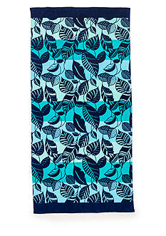Home Accents Botanical Beach Towel