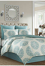 Bristol Queen Comforter Set 92-in. x 96-in.