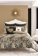 Betsey Johnson Wild Thing Bedding Collection