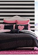 Betsey Johnson Punk Princess Bedding Collection