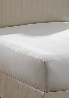 AllerEase® AllerEase Hot Water Washable Allergy Protection Full Mattress Pad