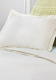 AllerEase® Decorative Allergy Pillow Shams 2-Pack