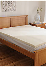4-in. King Memory Foam Topper 76-in. x 77-in.