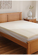 4-in. Twin Memory Foam Topper 37-in. x 72-in.