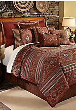 Pueblo King Comforter Set 110-in. x 96-in.
