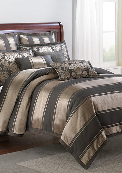 Veratex Hollister Stripe Bedding Collection - Online Only