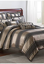 Hollister Stripe King Duvet - 106in. x 96-in.